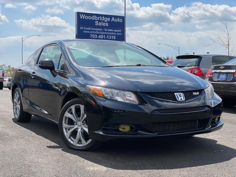 Honda Civic Cpe Si 2012 price $12,995
