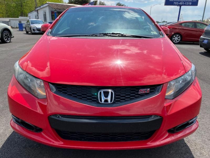 Honda Civic Cpe Si 2013 price $12,995