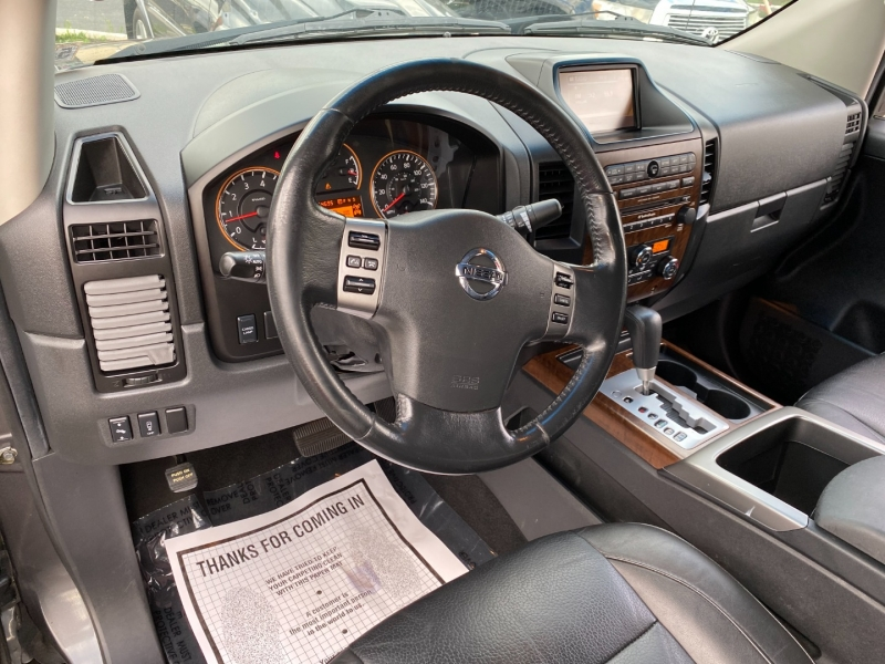 Nissan Titan 2011 price $16,995