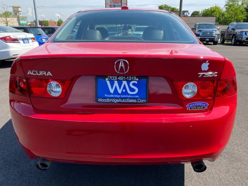 Acura TSX 2005 price $5,995