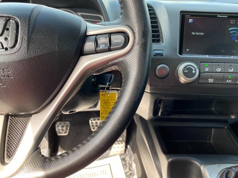 Honda Civic Si 2009 price $7,995
