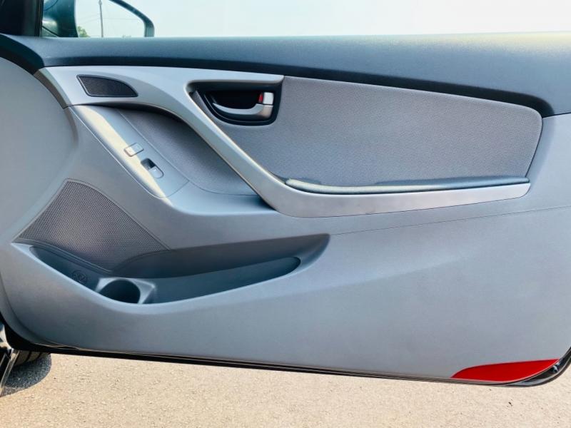 Hyundai Elantra Coupe 2013 price $8,995