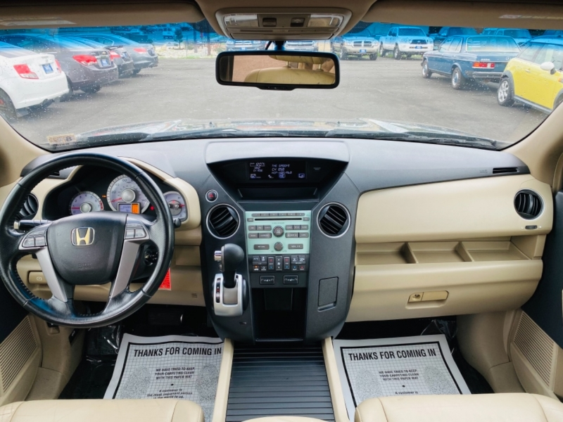 Honda Pilot 2009 price $9,495