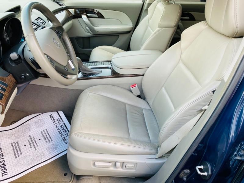 Acura MDX 2012 price $13,995