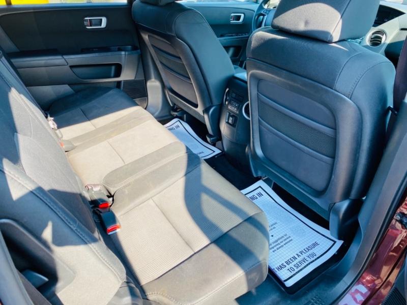 Honda Pilot 2011 price $14,995
