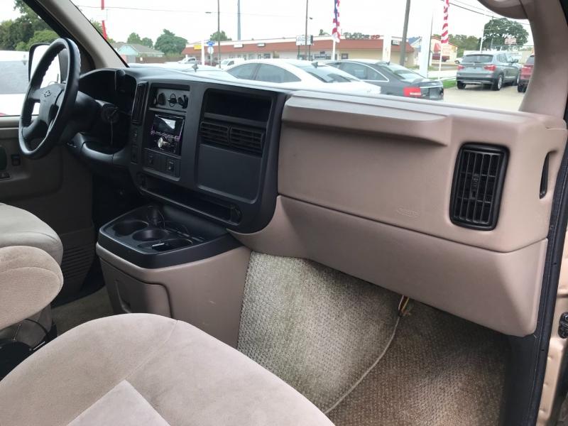 Chevrolet Express Cargo Van 2006 price $9,995
