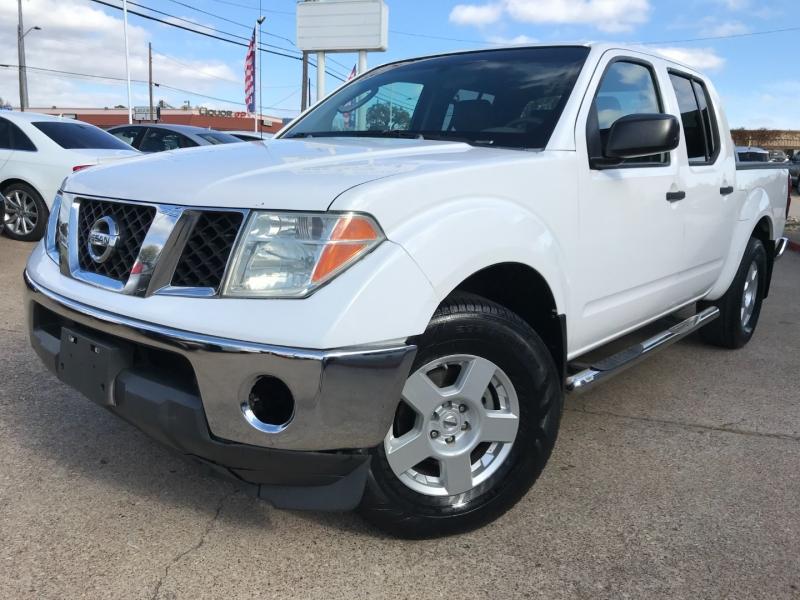 Nissan Frontier 2007 price $8,495