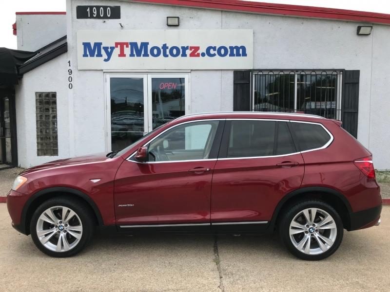 BMW X3 2011 price $9,495