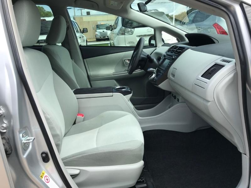 Toyota Prius v 2012 price $10,795
