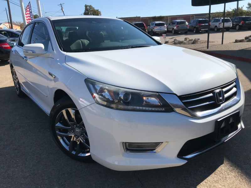 Honda Accord Sdn 2013 price $10,995
