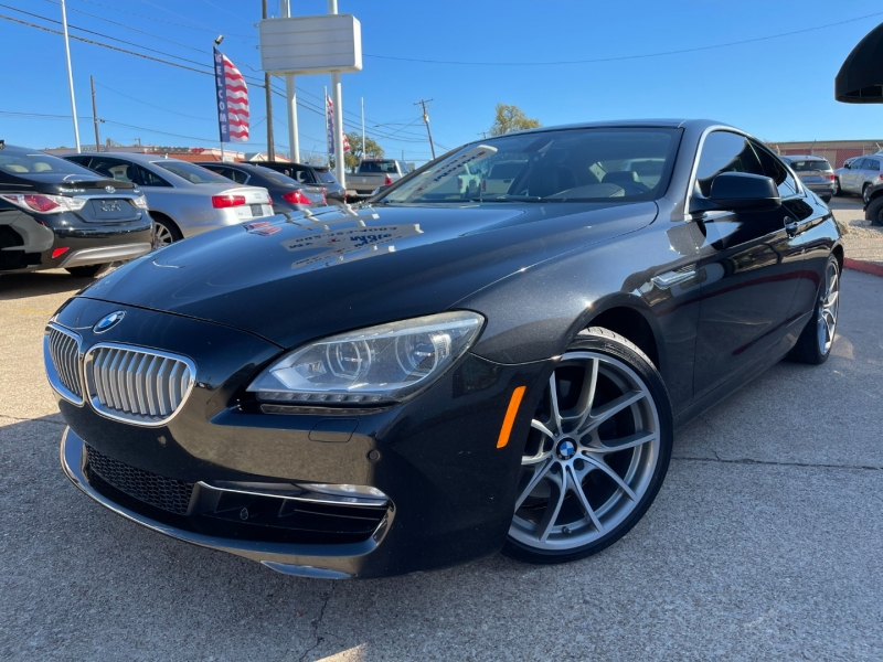 BMW 6-Series 2012 price $16,395