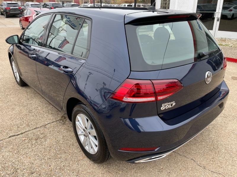 Volkswagen Golf 2018 price $15,995
