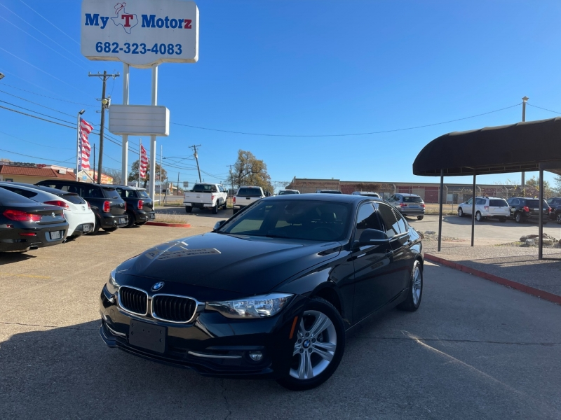 BMW 3-Series 2016 price $15,595