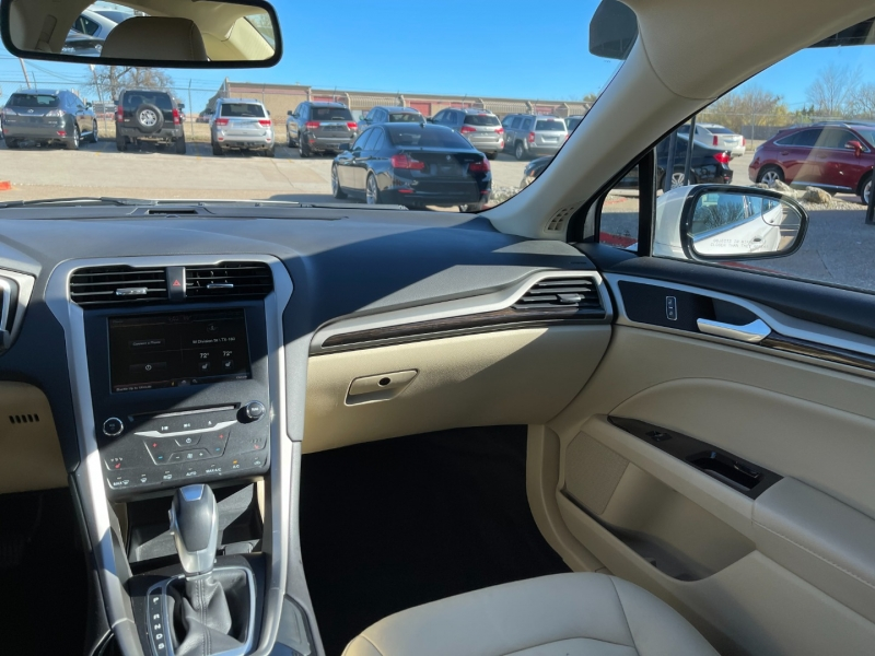 Ford Fusion 2015 price $9,795