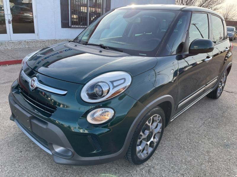 Fiat 500L 2014 price $7,295