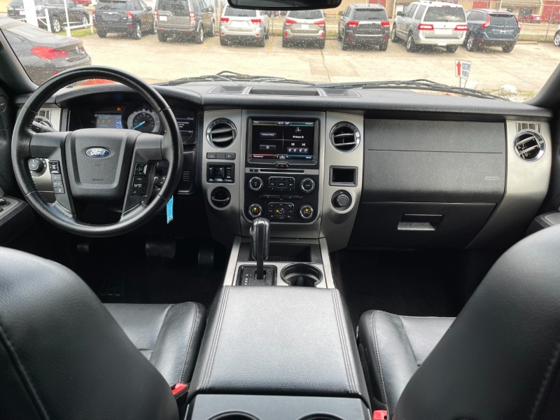 Ford Expedition EL 2015 price $12,595