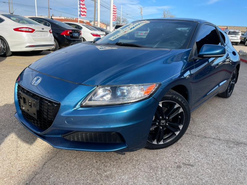 Honda CR-Z 2015 price $9,795