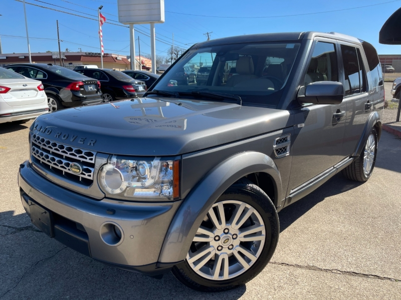Used Land Rover Lr4 Arlington Tx