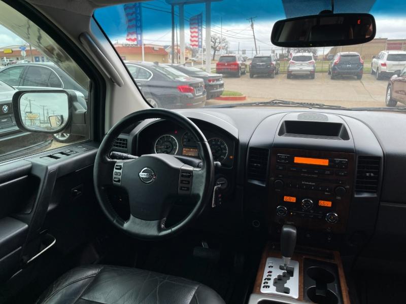 Nissan Titan 2009 price $9,795