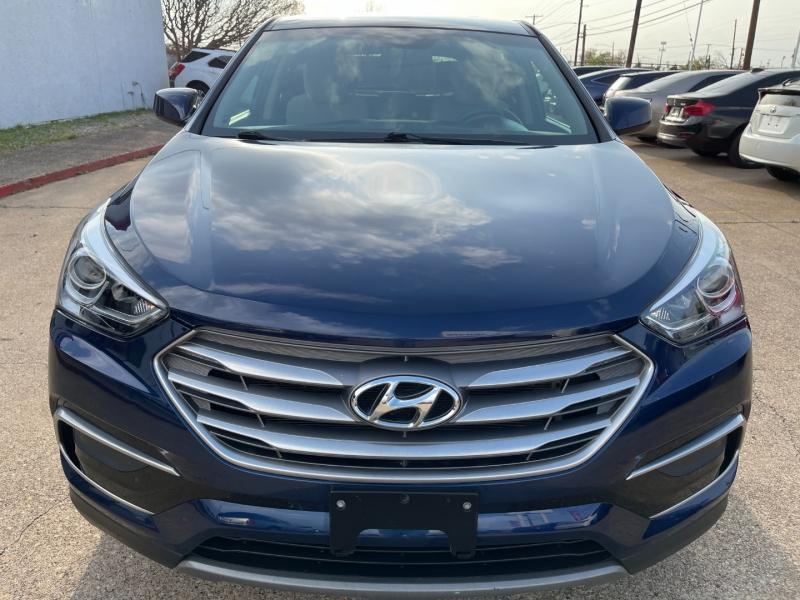 Hyundai Santa Fe Sport 2017 price $12,495