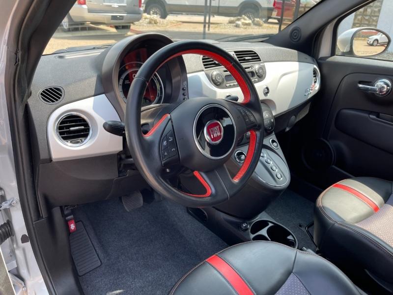 Fiat 500e 2014 price $7,995