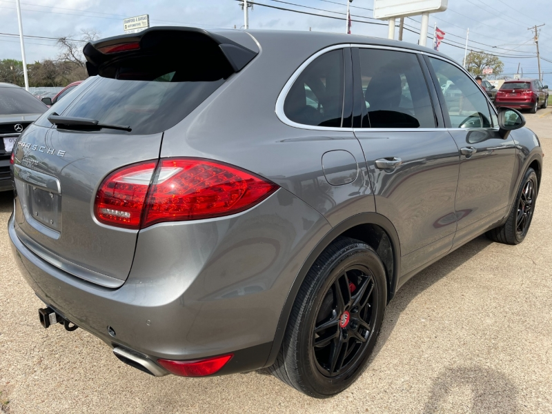 Porsche Cayenne 2013 price $19,995