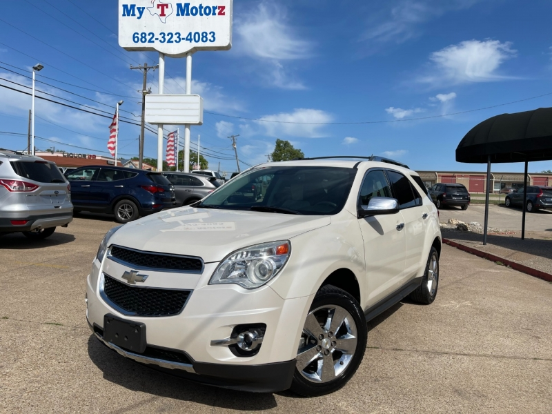 Chevrolet Equinox 2013 price $9,295