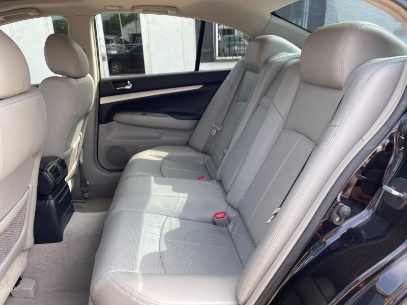 Infiniti G35 Sedan 2008 price $9,495