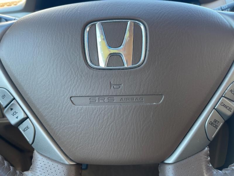 Honda Pilot 2007 price $9,495
