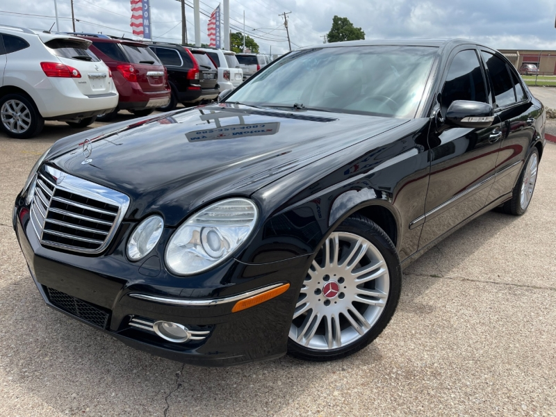 Mercedes-Benz E-Class 2008 price $8,995