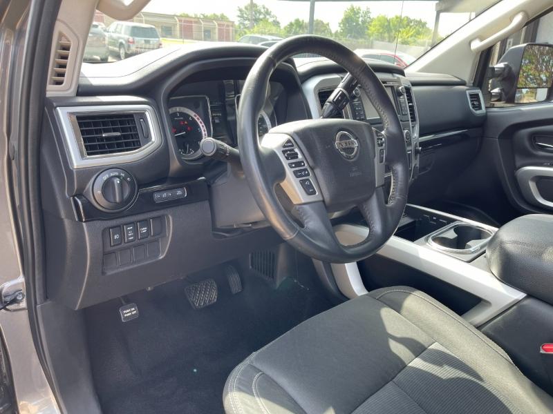 Nissan Titan XD SV 2016 price $29,495