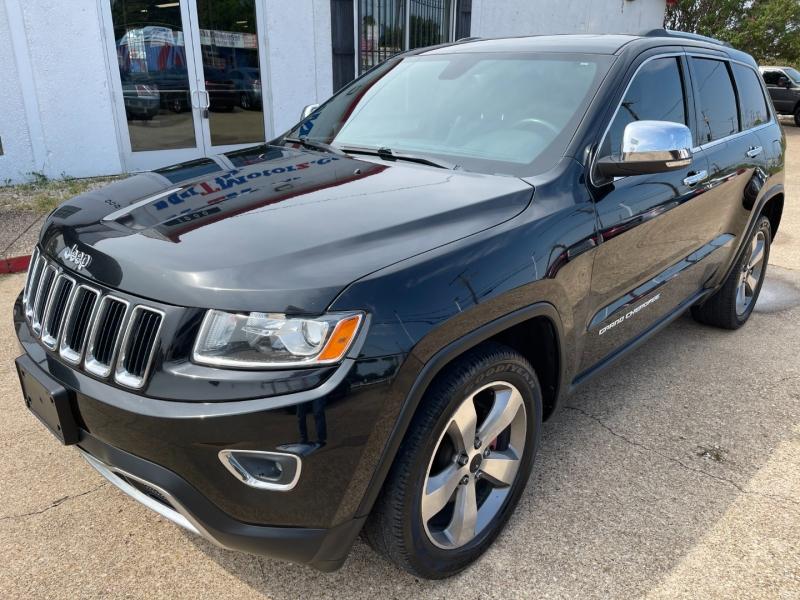 Jeep Grand Cherokee 2014 price $15,295