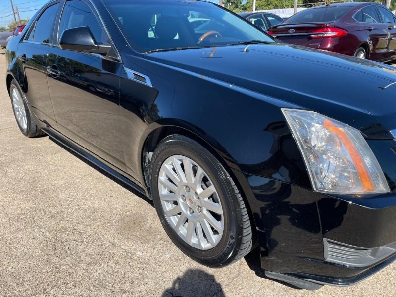 Cadillac CTS Sedan 2011 price $10,495