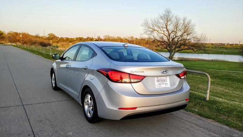 Hyundai ELANTRA 2014 price $10,999