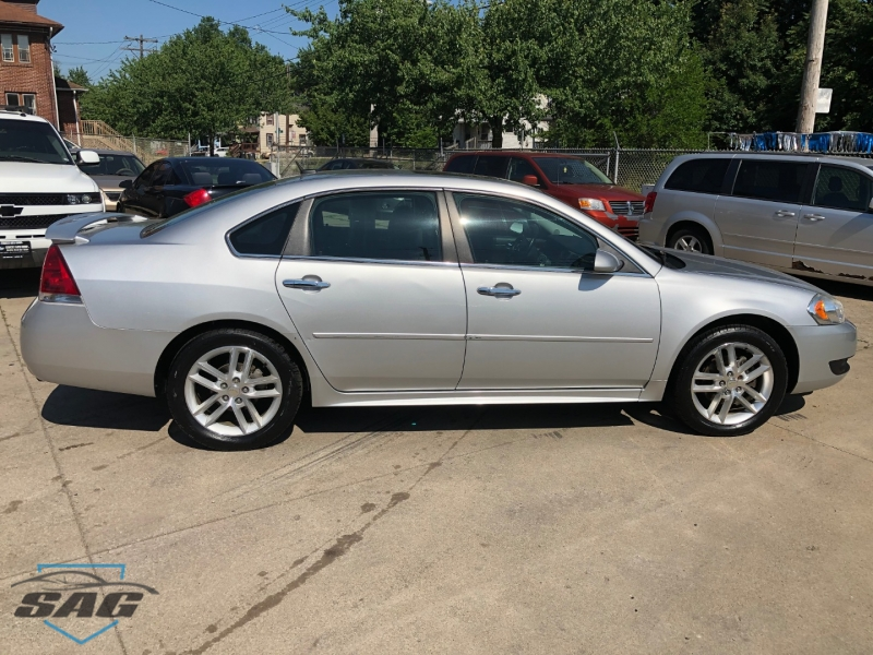 CHEVROLET IMPALA LIMITED 2014 price $6,500