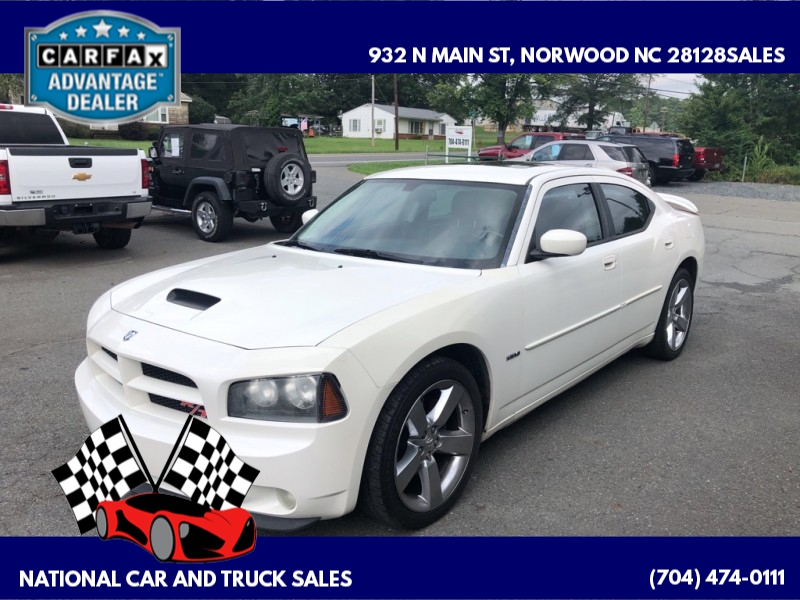 DODGE CHARGER 2008 price $11,595
