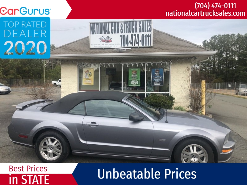 FORD MUSTANG 2007 price $10,975
