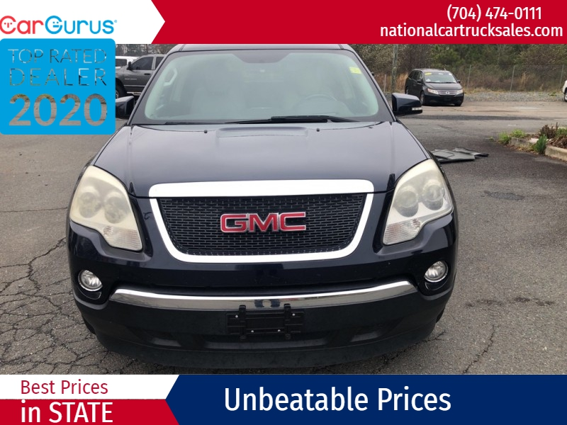 GMC ACADIA 2009 price $7,998