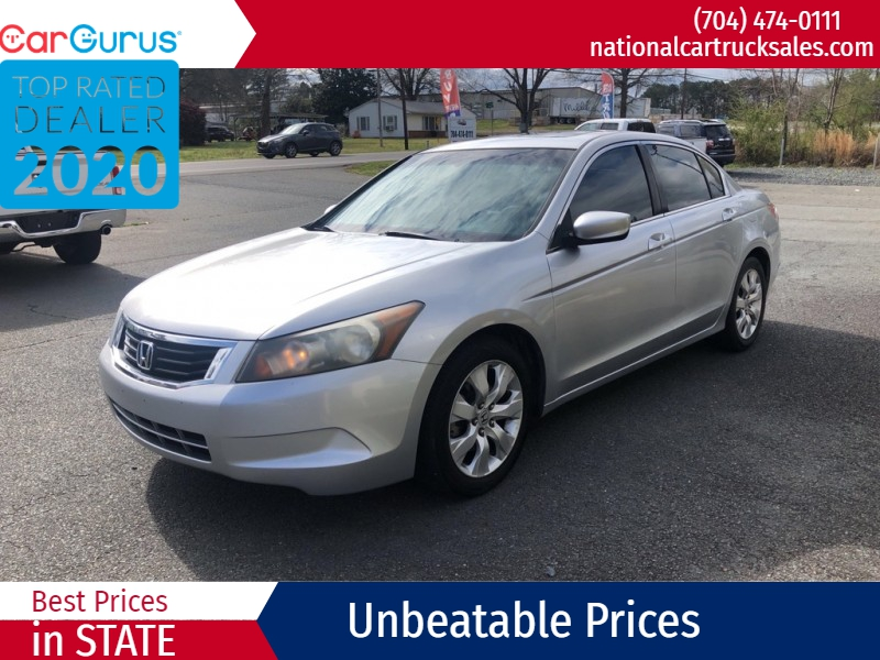 HONDA ACCORD 2008 price $5,999