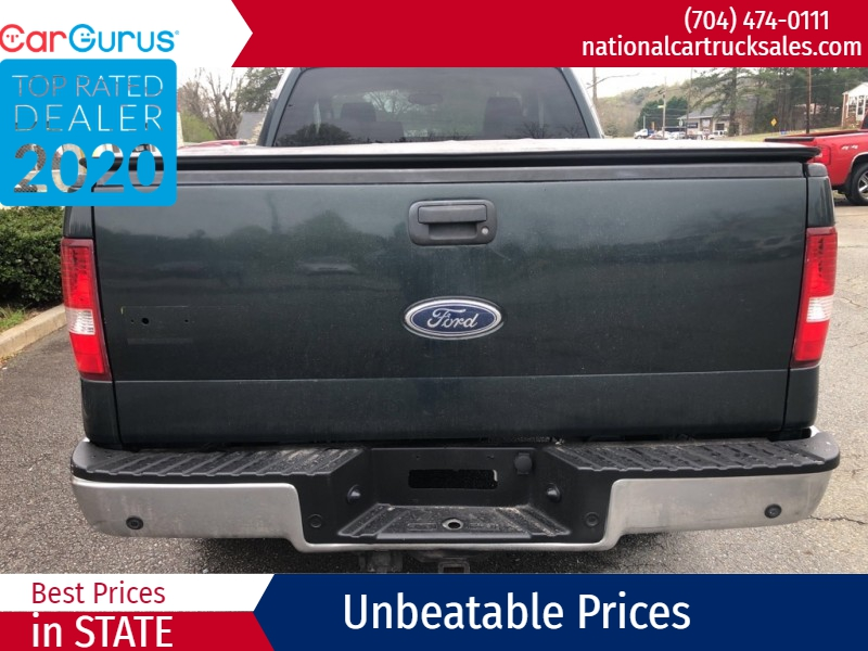 FORD F150 2005 price $11,999