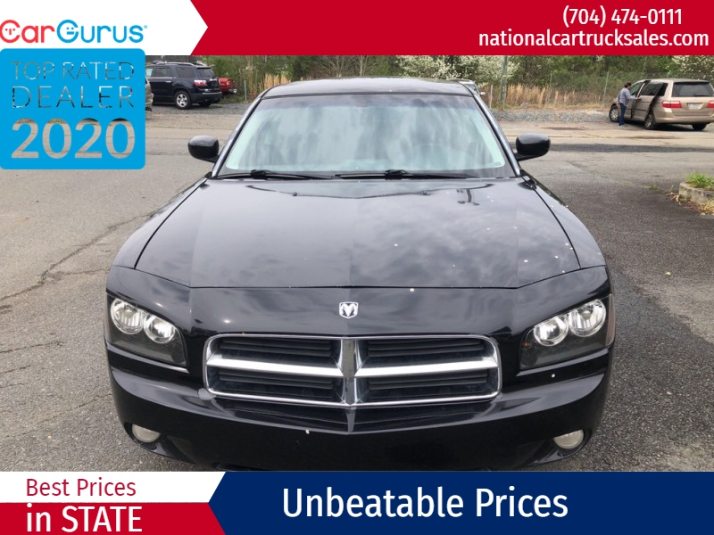 DODGE CHARGER 2010 price $7,998