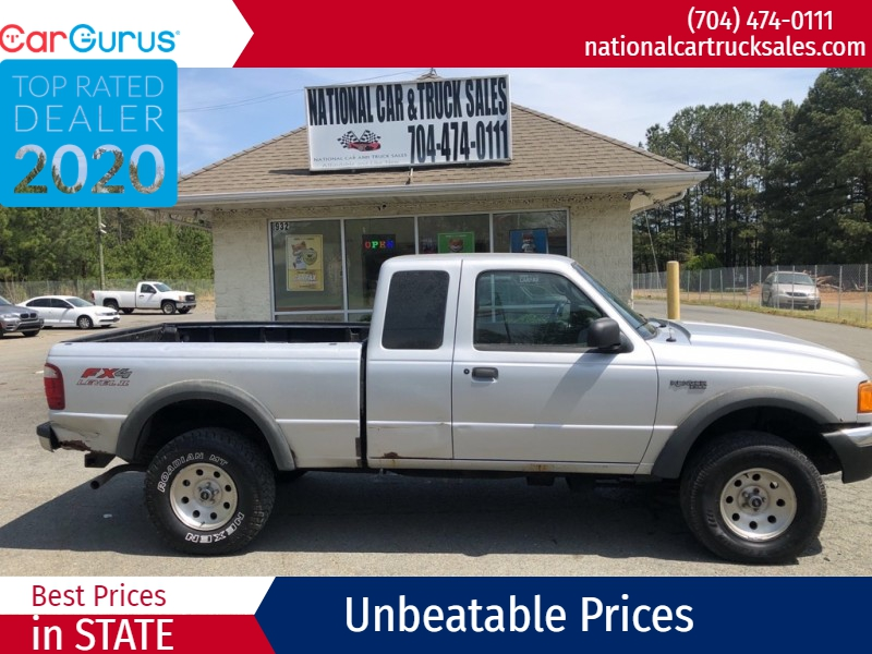 FORD RANGER 2003 price $7,999