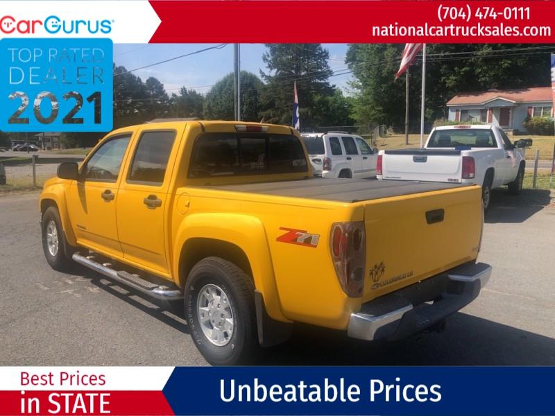 CHEVROLET COLORADO 2005 price $7,495