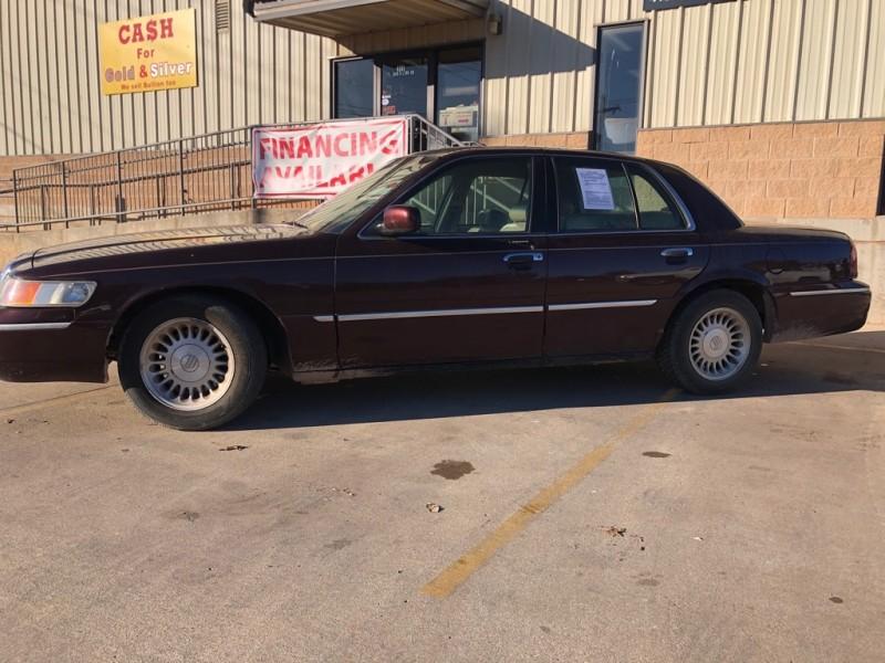 Mercury Grand Marquis 2002 price $4,999