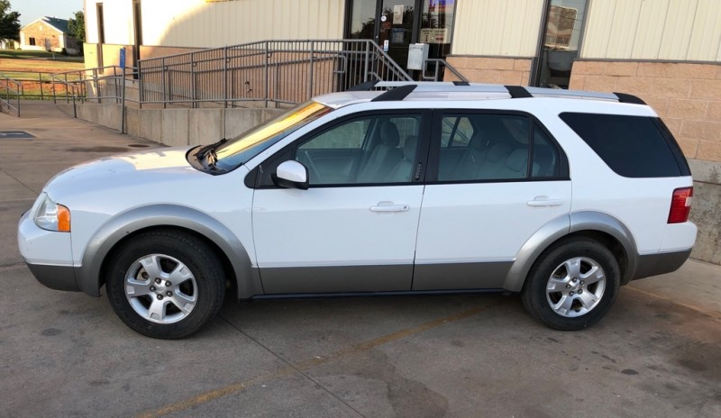 FORD FREESTYLE 2007 price $5,999