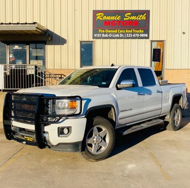 GMC Sierra 2500HD 2015 price $42,999