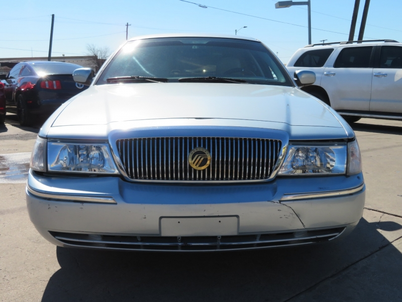 Mercury Grand Marquis 2004 price $4,000