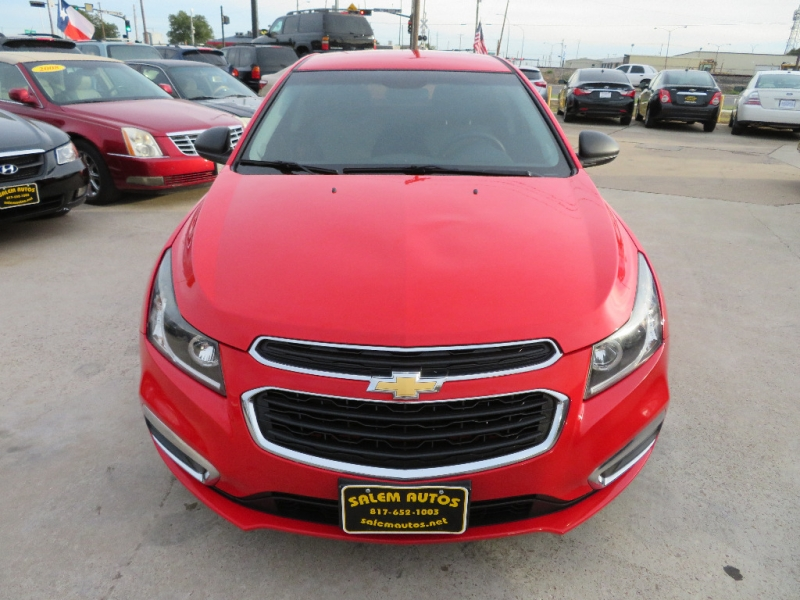 Chevrolet Cruze Limited 2016 price $6,995