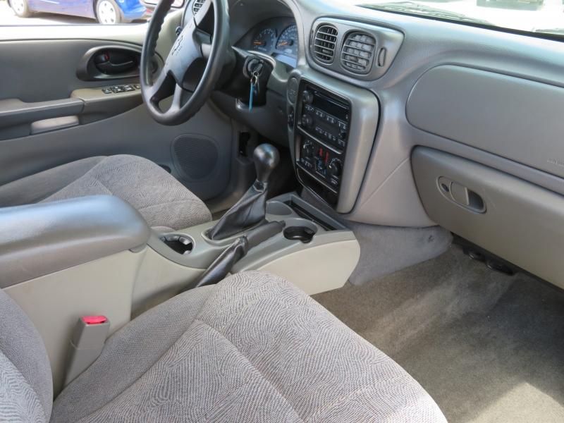 Chevrolet TrailBlazer 2004 price $4,500