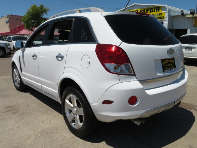 Chevrolet Captiva Sport Fleet 2012 price $6,995